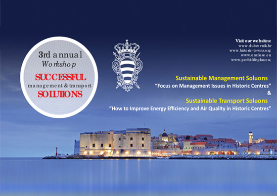 International Workshop on Sustainable Management Solutions  Dubrovnik, Croatia 11-12 September 2014